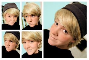 Kristoff Make up Test by Daishota