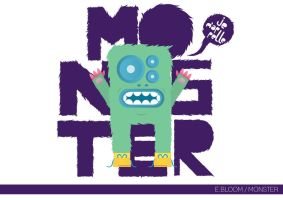 monster by eBLOOM