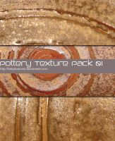 Pottery texture pack 01 by kittytextures