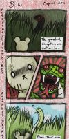 Comic: Snake by nottisweettoothi