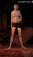 Silent Hill 3 Heather feet by storyghost28
