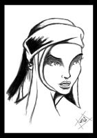 speed sketch by abo-amin