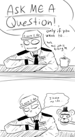 FNAF - Ask Mike A Question! by TimelessUniverse