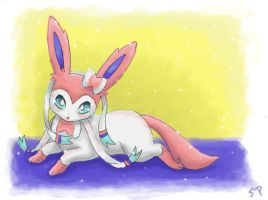 Sylveon by MusicMew
