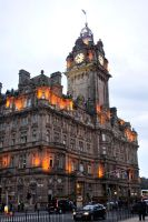 The Balmoral, Edinburgh - 1 by wildplaces