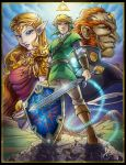 The Legend of Zelda: Ocarina of Time by Amelie-ami-chan