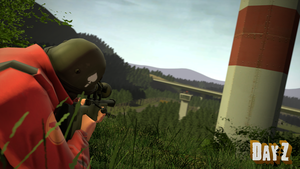 DayZ in TF2 by PrivateDumpy