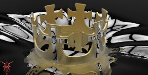 Royal Crown by Bahr3DCG