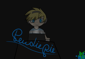 Pewdiepie by KatWolfKid