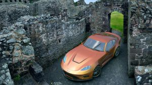 Ford GT-V concept V2 7 by cipriany