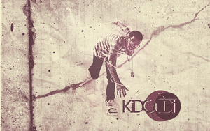 KiD CuDi Wallpaper by playmaker7
