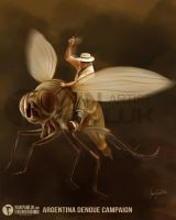 Argentina Dengue Campaign by ipawluk