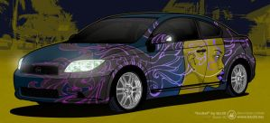 Ixchel - Scion tC by biz02