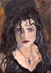 Bellatrix Lestrange by LadyMalande
