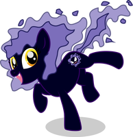 shadowrosa6: Set 2 Egg 11 Ghastly by benybing