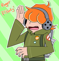 Roger P-Panty! by cjwolf207