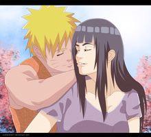 NaruHina Love Plaine by Sarah927