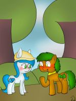 How I met your mother (Winter and Spring) by Twenty-Two22