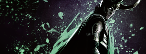 Loki Facebook Cover by Hisue995