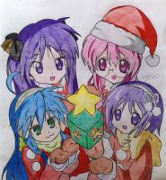 Lucky Star by kimitos-drawing