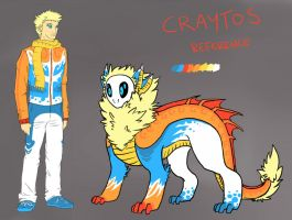 Craytos Reference Sheet by Sludgy