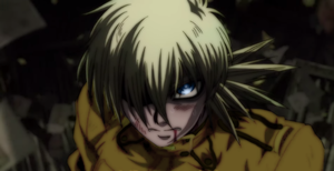 Seras Victoria by DarkieHeartache