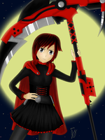 RWBY - Ruby by the0ne1