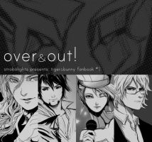 Over and Out : TnB fanbook 1 by Toonikun