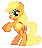 Applejack BB by Durpy