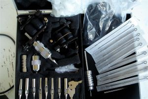 tattoo kit for sale 1 by MotherMayIjewelry