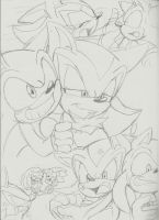 Sonic Doodlezzz : 22 by Narcotize-Nagini