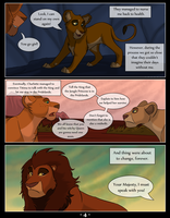 Once upon a time - Page 4 by LolaTheSaluki