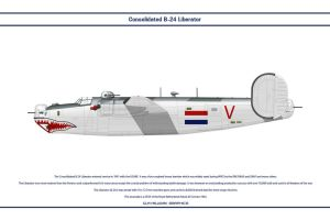 B-24 Netherlands 1 by WS-Clave