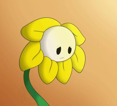 Flowey (Animation Final) by Chris--Comics