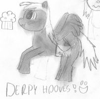 DERPY HOOVES :D by coolemyasi