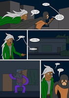 Outsiders: The First Page 3 by MadMonkeyDane