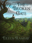 The Broken Gate Book Cover by Kirema
