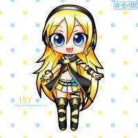 Vocaloid - Lily by Akage-no-Hime