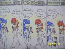 Sonic Sally Talk show by AVCHonline