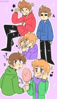 Eddsworld- Doodles by SupDudee