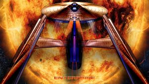 enterprise by R-Clifford