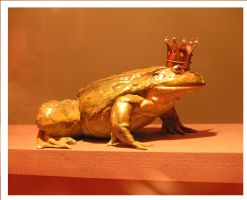 The Frog Prince by oolostentitystock