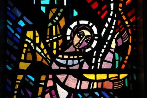 Stained Glass II by merribelle