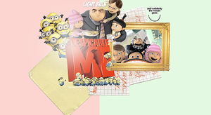 Despicable me by ANGOOY