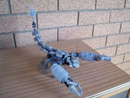Transformers movie scorponok by 4450