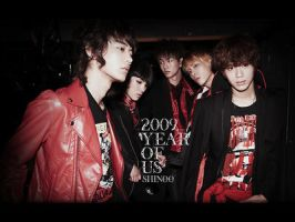 Year of Us of SHINee wallpaper by browneyedfairy23