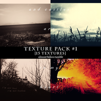 Texture Pack 1 by xSaturnGirlx