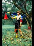 Cosplay - Tidus of FFX by behindinfinity