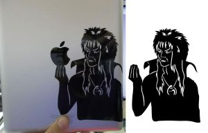 Jareth Ipad Decal *for sale* by SomeShyGirl