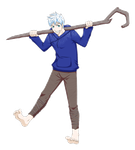 Look Im Jack Frost 8D by Abby-desu